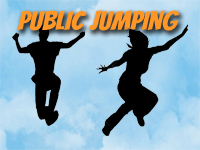 PUBLIC JUMPING AND GROUP BOOKINGS