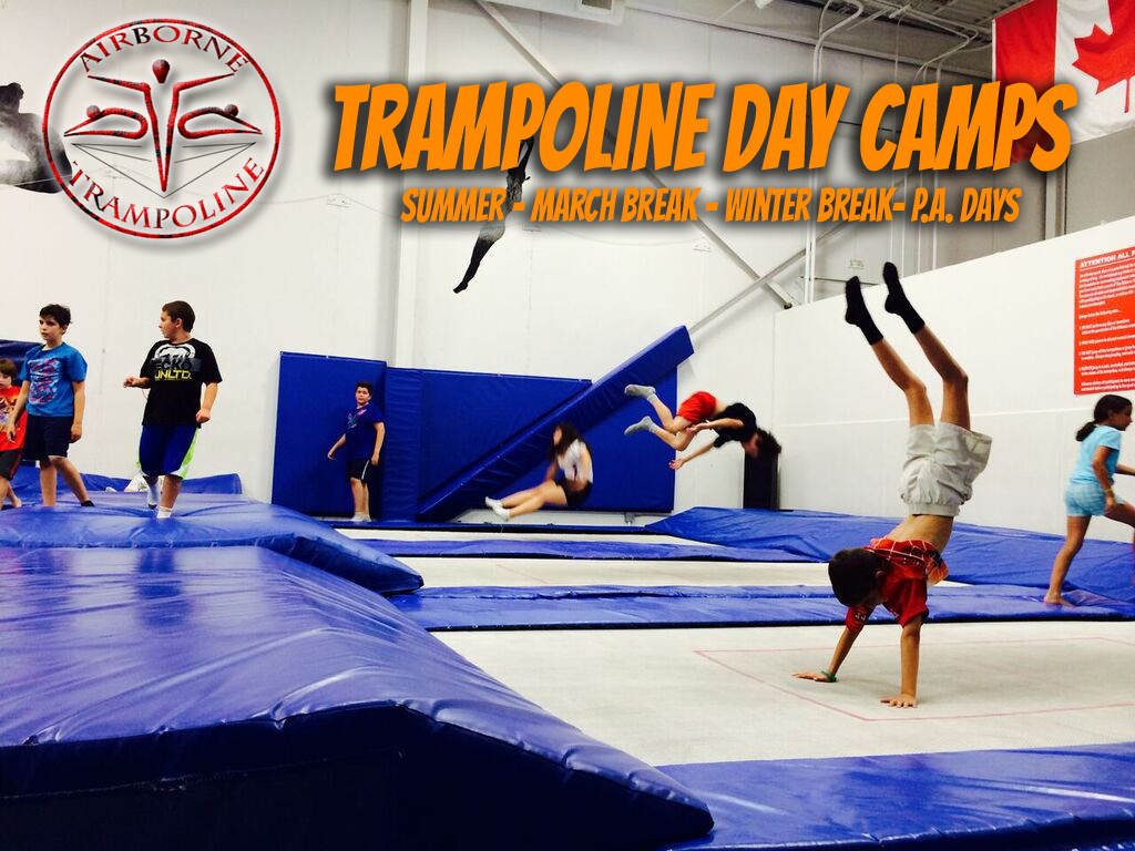 Trampoline Day Camp