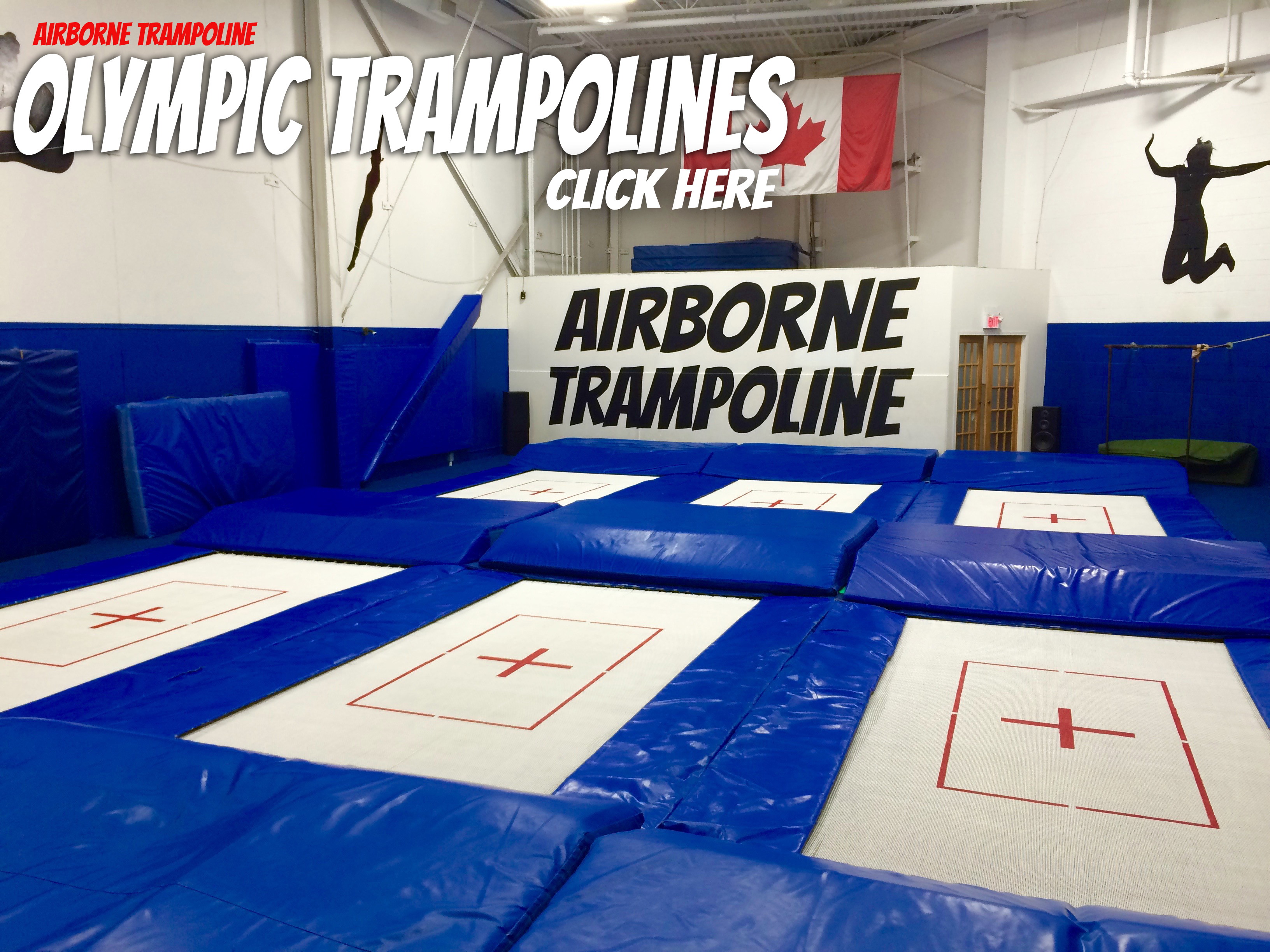 Olympic Group Trampoline Bookings