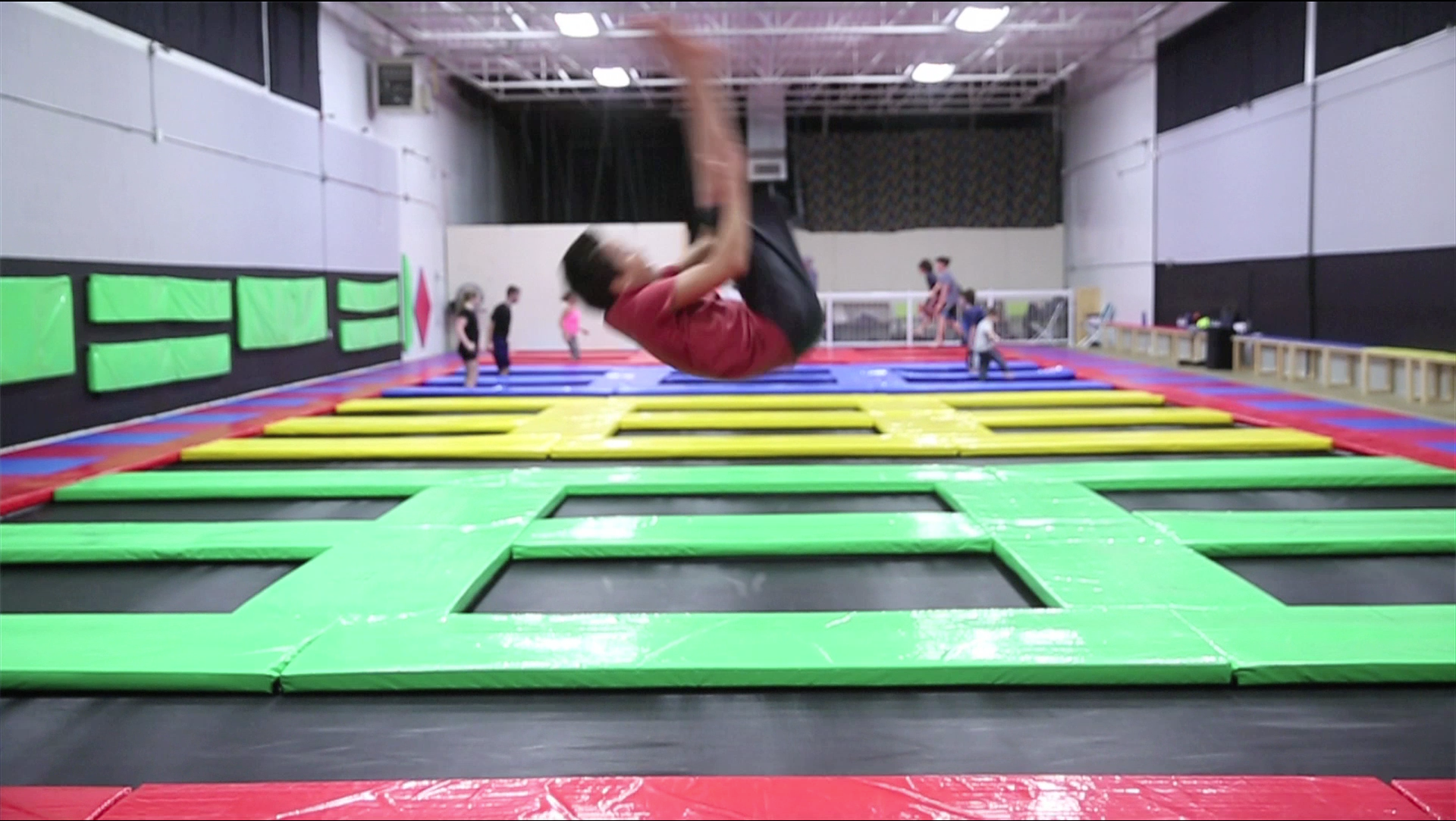AirFit - Trampoline Fitness