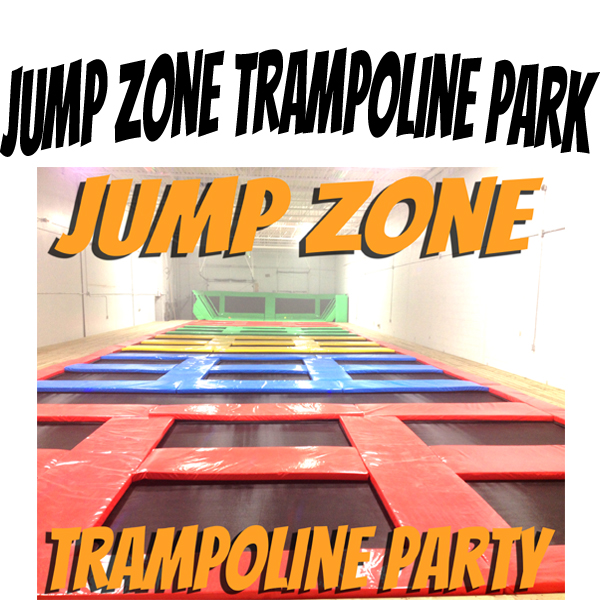 Trampoline Party at Jump Zone
