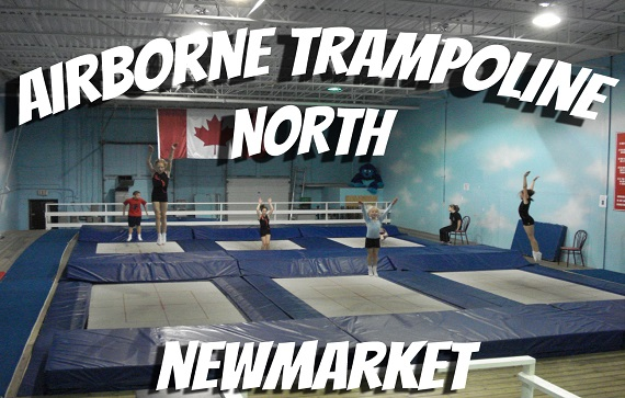 Newmarket Kids Activities Airborne Trampoline