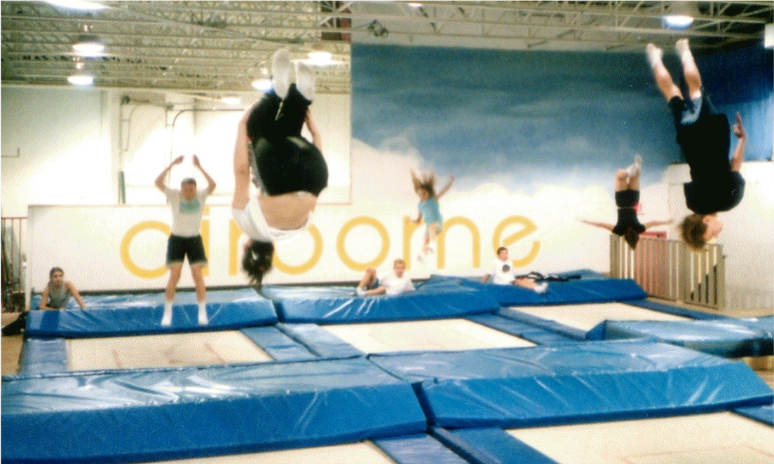 Summer Trampoline Camp