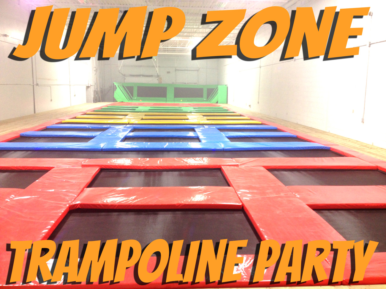 JumpZone Bradford Birthday Parties