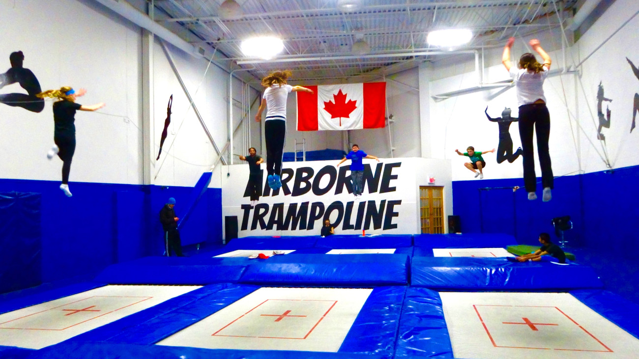 Trampoline Parties For Kids